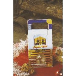 Chalet de Noël - dominos de Nougat de Montélimar tendre - 200 g