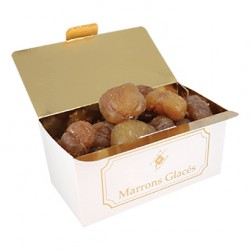 Ballotin de marrons glacés (second choix) - 500 g