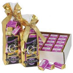 Chocolat au Lait au Nougat de Montélimar tendre