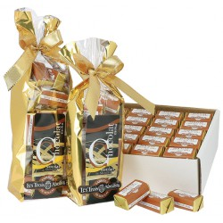 Chocolat Cappuccino au Nougat de Montélimar Tendre