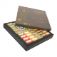 Assortiment chocolats et nougat de Montélimar - Nid d'abeilles- 1060g