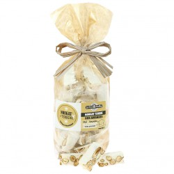 Nougat du Terroir ® aux Amandes - sachet 150 g
